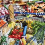 La spesa con la nutrizionista