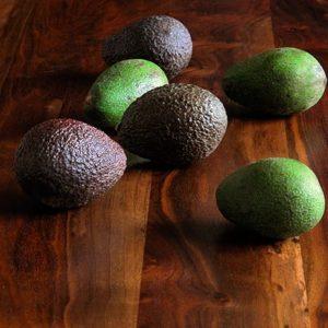 Avocado Hass & Avocado Fuerte