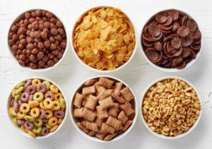 Cereali per bambini