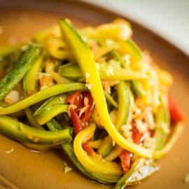linguine-di-zucchine