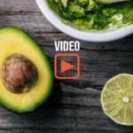 Divertirsi in cucina con l'avocado