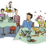 Come gestire i capricci dei bambini a tavola